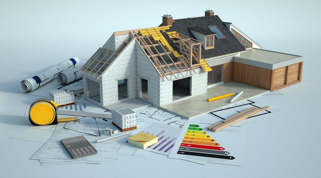 Les travaux de rénovation énergétique représente l'action principale pour réaliser des économies d'ernergie dans un logement